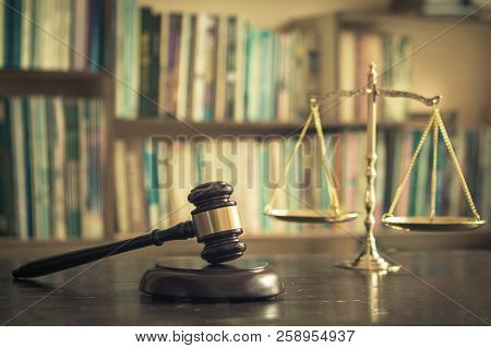Legal Litigation And Legislator Concept