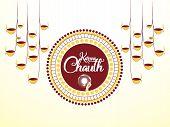 Karwachauth_31Aug_13 poster
