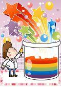 Постер, плакат: День науки
