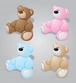 foto of teddy-bear  - Teddy Bears - JPG