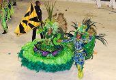 stock photo of school carnival  - RIO DE JANEIRO  - JPG
