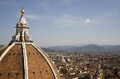 pic of mezcal  - View of Florence from the campanile Giotto - JPG