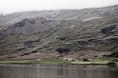 picture of iceland farm  - Icelandic Landscape - JPG