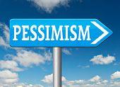 pic of bad mood  - pessimism negative pessimistic thinking bad mood pessimist  - JPG