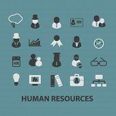 stock photo of human resource management  - human resources - JPG