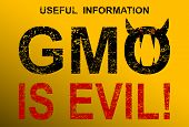 pic of modifier  - Illustration of genetically modified organisms as a real threat to the future of the world - JPG