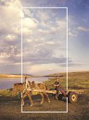 picture of mongolian  - Mongolian Culture Countryside Scenic Travel Concept - JPG