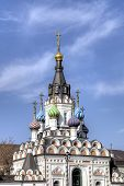 ������, ������: Temple of Icon of the Mother of God Soothe My Sorrows Saratov Russia