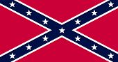 image of battle  - The Confederate flag used as a battle flag - JPG