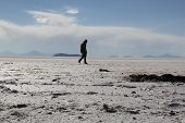 pic of na  - Deserto de Sal Salar de Uyuni na Bol - JPG