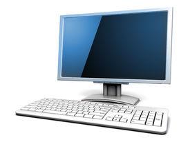 foto of computer technology  - Computer - JPG