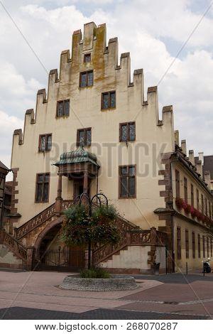 A Beautiful House Of Renaissance