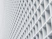 Cement Panel Architecture Details Geometric Pattern Architecture Details poster