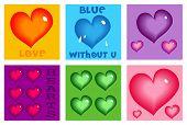 Hearts Set poster