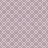 Vector Geometric Seamless Pattern In Trendy Pastel Colors, Soft Pink And Pallid Purple. Abstract Tex poster