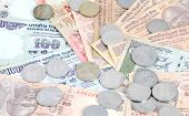 picture of indian currency  - nikon D90 - JPG