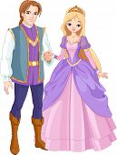 picture of prince charming  - Illustration of charming prince and beautiful princess - JPG