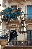 Dragon On My Balcony