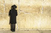 stock photo of israel people  - Jerusalem - JPG
