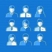 picture of avatar  - People icons - JPG