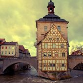 image of regnitz  - The Old Town Hall  - JPG