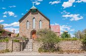 image of west village  - Historic Christ Church Anglican Church in Beaufort West - JPG