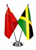 foto of jamaican flag  - China and Jamaica  - JPG