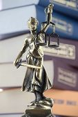 foto of justice  - Symbol of law and justice - JPG