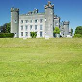Постер, плакат: Tullynally замок графство Уэстмит Ирландия