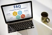 FAQ Frequently Asked Questions Customer Service Support poster