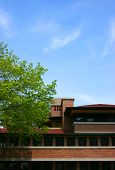 Frank Lloyd Wright'S Robie House, Vertical