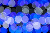 Abstract Circular Bokeh Background Of Christmas Light.,abstract Circular Bokeh Background, poster