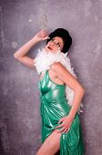 picture of vaudeville  - Vaudeville Performer - JPG