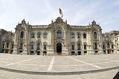 Government Palace Lima Peru
