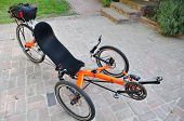 The Modern Recumbent Tricycle