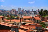 SOROCABA, BRAZIL - JANUARY 17: Downtown Sorocaba in Brazil on January 17, 2013 in Sorocaba.Eigth lar