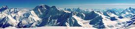 foto of enormous  - Winter landscape  - JPG