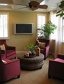 pic of lounge room  - Nice interior lounge - JPG