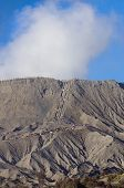 stock photo of bromo  - Bromo volcano Tengger Semeru National Park East Java Indonesia - JPG