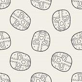 ������, ������: Mexican Wrestler Mask Doodle