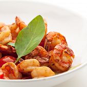 picture of tiger prawn  - Appetizers  - JPG