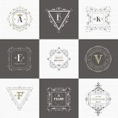 picture of boutique  - Vector Set - JPG