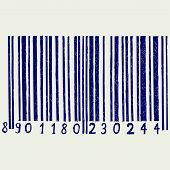 picture of barcode  - Barcode - JPG