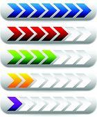 pic of indications  - Horizontal Progress Loading Bars - JPG