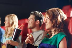 picture of cinema auditorium  - cinema - JPG