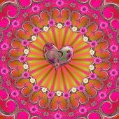 summer love mandala