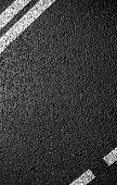 Asphalt als abstract Background oder Hintergrund