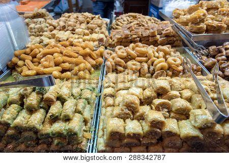 Turkish Delights Baclava