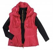 picture of jupe  - red jacket - JPG