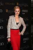 LOS ANGELES - JAN 14:  Evan Rachel Wood arrives at  the BAFTA Award Season Tea Party 2012 at Four Se